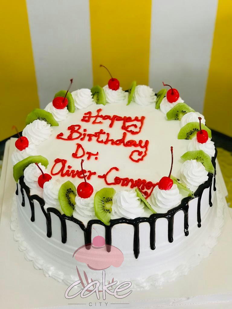 Cool Large Cream Cake 003 Cake City Ghana Funny Birthday Cards Online Sheoxdamsfinfo